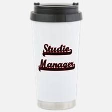 Studio Manager Classic Travel Mug