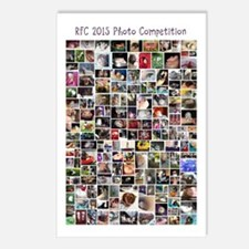 Rfc Photo Contest Postcards (package Of 8)