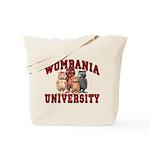 Wombania University Tote Bag