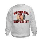 Wombania University Kids Sweatshirt