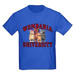 Kids Wombania University T-Shirt Dark Colored
