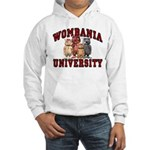 Wombania University Hooded Sweatshirt