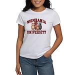 Wombania University Women's T-Shirt