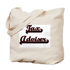 Tax Adviser Classic Job Design Tote Bag