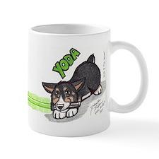 Yoda the corgi. Mugs