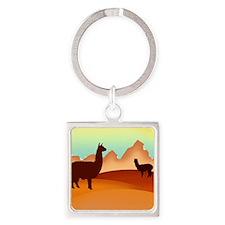 2 alpacas 2.png Keychains
