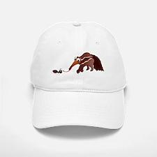 Anteater Meets His Lunch Baseball Baseball Cap