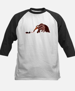 Anteater Meets His Lunch Baseball Jersey