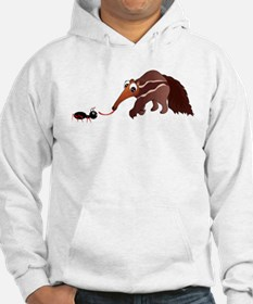 Anteater Meets His Lunch Jumper Hoody