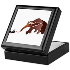 Anteater Meets His Lunch Keepsake Box