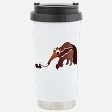 Anteater Meets His Lunc Travel Mug