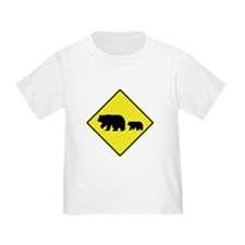 Bear Crossing T