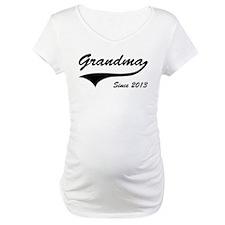 Grandma Since 2013 Shirt