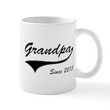 Grandpa Since 2013 Mugs
