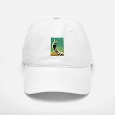 VOGUE - Riding a Peacock Baseball Baseball Cap