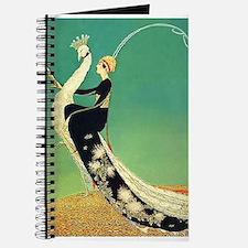 VOGUE - Riding a Peacock Journal