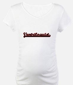 Ventriloquist Classic Job Design Shirt