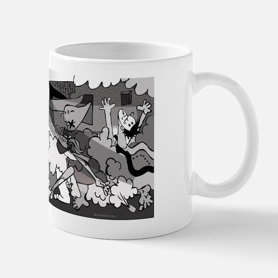 Guernicaracas Mug