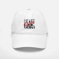 Heart Quality Love Baseball Baseball Cap