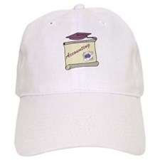 Accounting Degree Baseball Cap