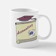Accounting Degree Mug