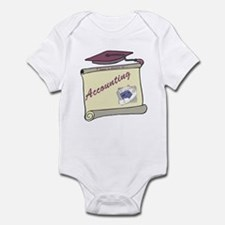Accounting Degree Infant Bodysuit