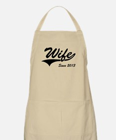 Wife Since 2013 Apron