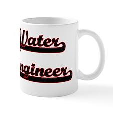 Water Engineer Classic Job Design Mug
