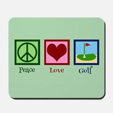 Golf Green Mousepad