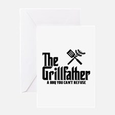 The Grillfather Greeting Cards
