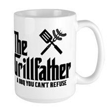 The Grillfather Mugs