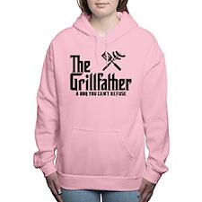 The Grillfather Women's Hooded Sweatshirt