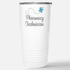 Pharmacy Technician Stainless Steel Travel Mug