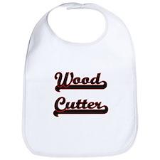 Wood Cutter Classic Job Design Bib
