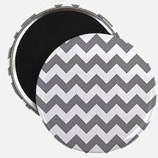 Chevron in Titanium Gray Magnets