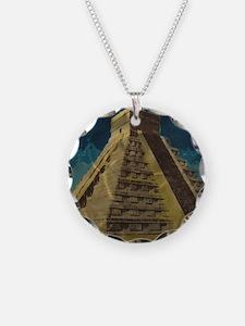 Unique Mayan Necklace