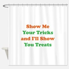 Show Me Your Tricks and Ill Show You Treats Shower