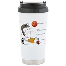 W21 Struck by Balls Travel Mug