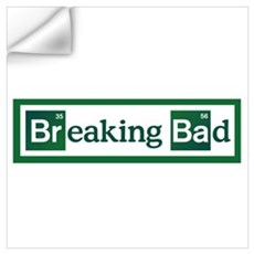 Breaking Bad Wall Decal