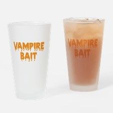 Vampire Bait Drinking Glass