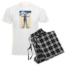 Art Deco by George Barbier Pajamas