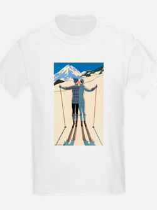 Art Deco by George Barbier T-Shirt