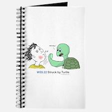 W59.22 Struck By Turtle Journal