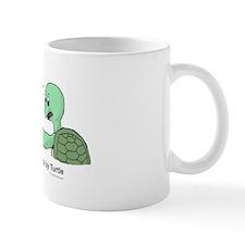 W59.22 Struck By Turtle Mugs
