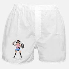 1in7InfertilityWarrior Boxer Shorts