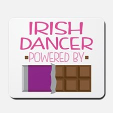 Irish Dancer Mousepad