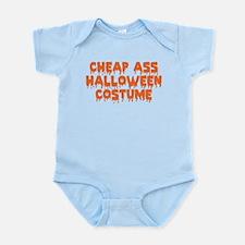 Cheap Ass Halloween Costume Body Suit