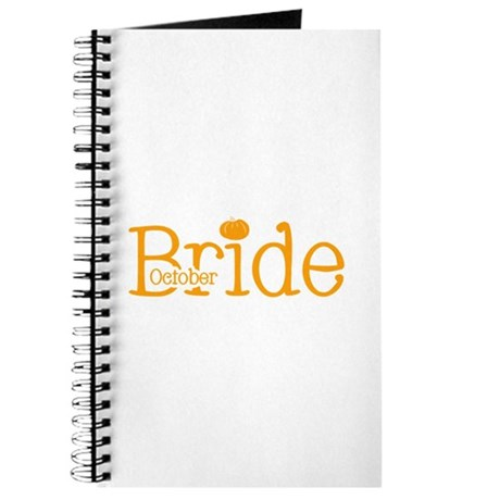 October Bride Journal