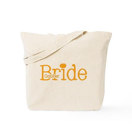 October Bride Tote Bag