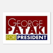 George Pataki for Preside Postcards (Package of 8)